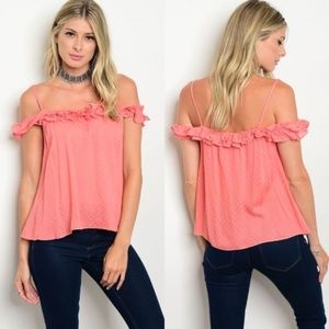 Tops - 🌞Host Pick🌞 Off-shoulder Top
